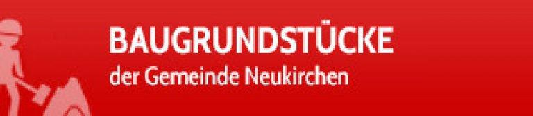 Button - Baugrundstücke in der Gemeinde Neukirchen